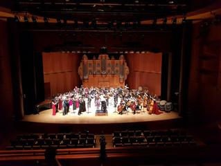 싱가포르 국립음악원 내한공연