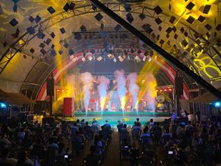 남이섬 극복 콘서트