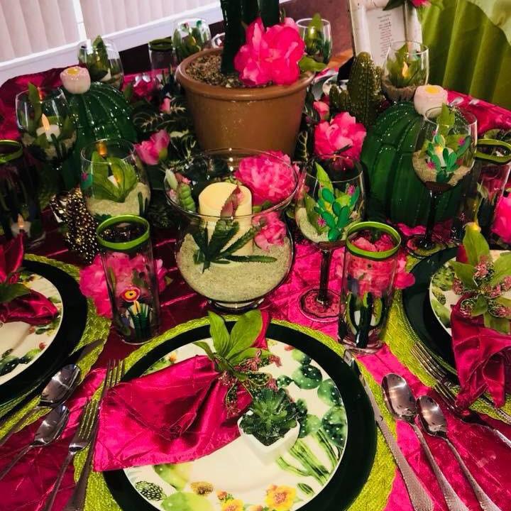 Tables & Tastings