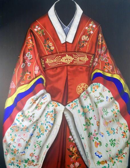 ABITO HAMBOK KOREANO