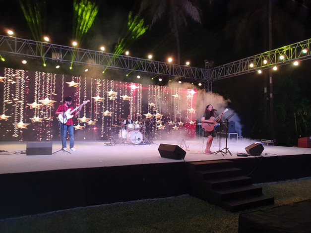 An amazing evening at Global VC Summit Goa