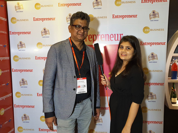 Interview by Entrepreneur India Team