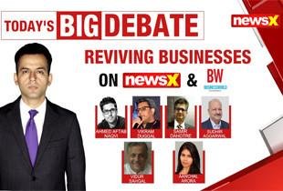 Samir Dahotre on NewsX-Channel.jpg