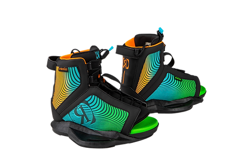 2021 Ronix Boys Vision Wakeboard Boots