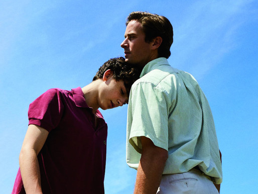 """To """"Call Me By Your Name"""" επιστρέφει."""