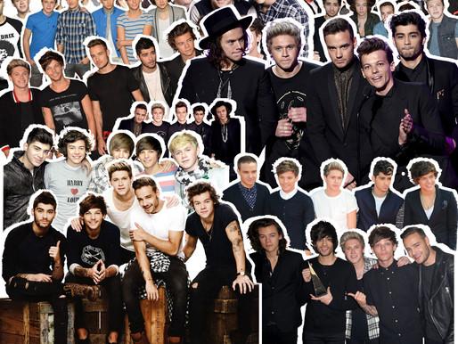10 χρόνια One Direction