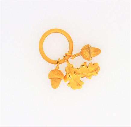 'From tiny acorns...'