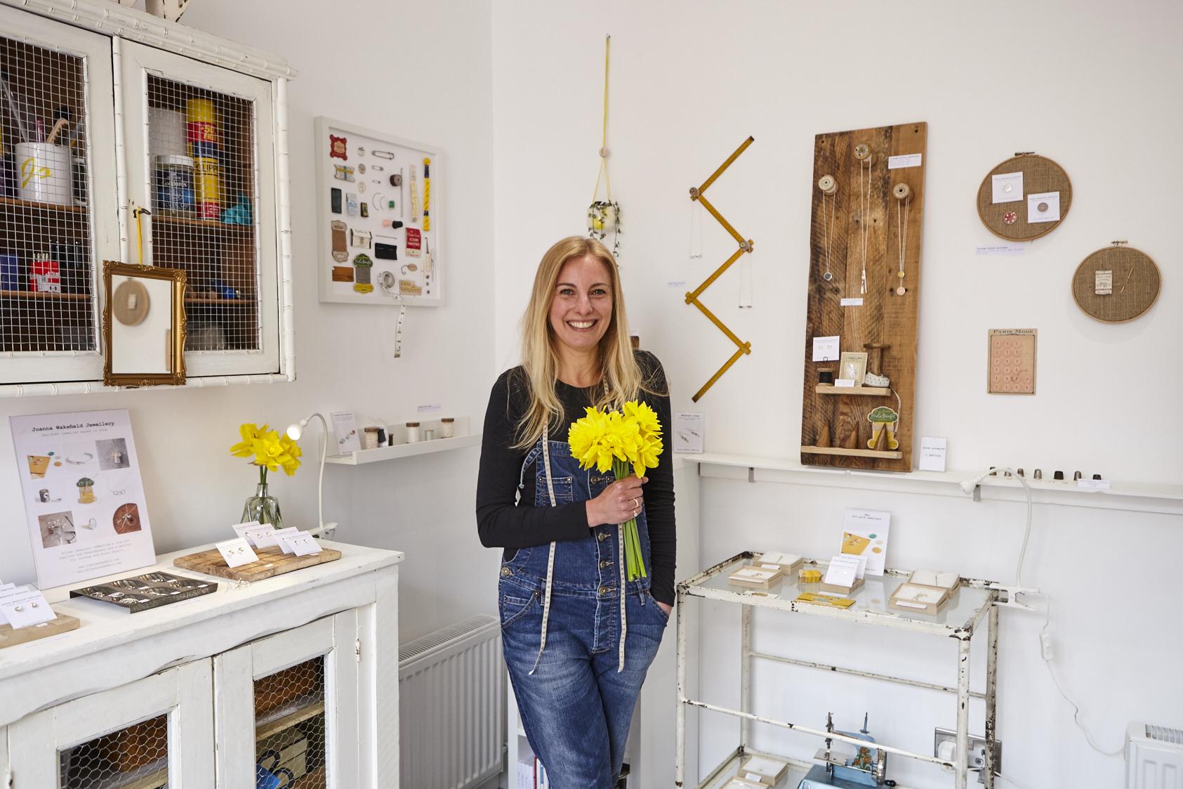 Joanna wakefield jeweller
