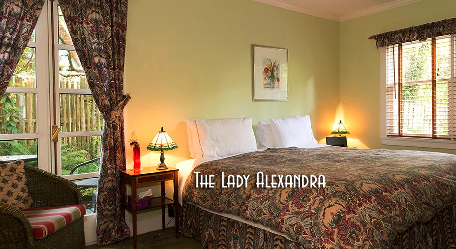 Old Dorm Premier Room, Lady Alexander