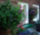 Old Dorm Garden Patio