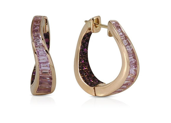 KAVANT & SHARART Talay Twist Earrings
