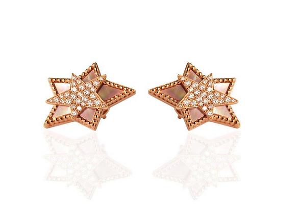 MIMIA LEBLANC Etoile Celeste Earrings