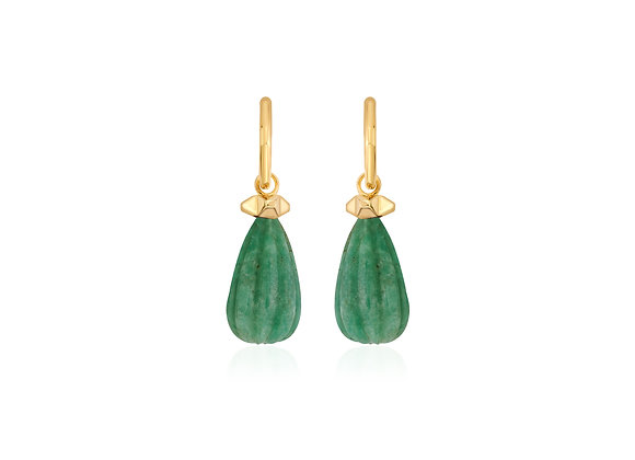 ISHARYA Amazonite Drop Earrings