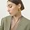 NATIA X LAKO Medallion Earrings Worn