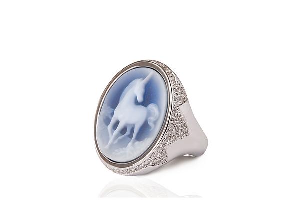 MIMIA LEBLANC Unicorn Ring