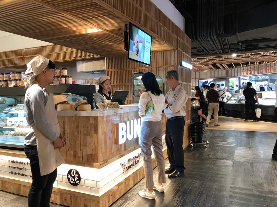 Store Photo - Icon Siam Siam Takashimaya Branch with Customers with Staffs