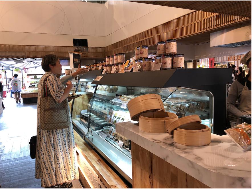 Store Photo - Icon Siam Siam Takashimaya Branch with Customers Shopping