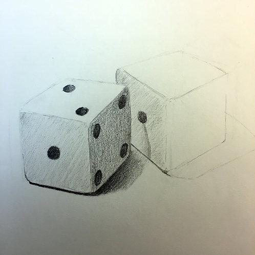 Pencil Drawing: Basic Forms with Susan McFarlane