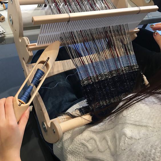 MA Weave an Infinity Scarf Workshop with Dahlia Popovits