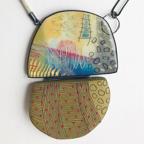Translucent Depth in Polymer Clay with Kathleen Dustin