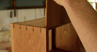 Build a Shaker-Inspired Wall Hung Cabinet with Michael McGrath