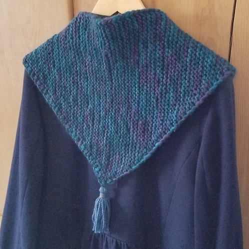 Knitting Triangles with Cheryl Moreau