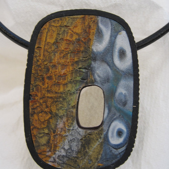 Hollow Form Pendants in Polymer Clay with Helen Wyland-Malchow
