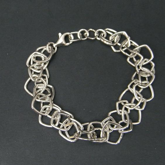 Metalsmithing/Jewelry: Beginner Class Part 2 with Joy Raskin