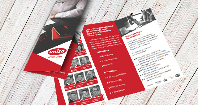 Unizo folder