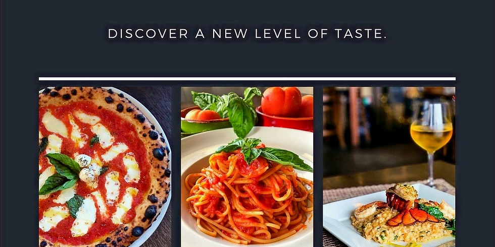DISCOVER A NEW LEVEL OF TASTE