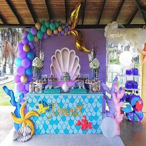 Under the Sea Party Supplies Kids Birthday