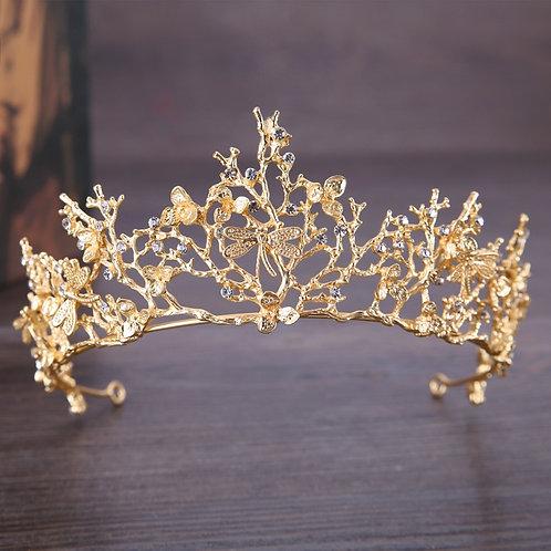 Vintage Wedding Crown