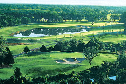 Golf for 2 at Gaylord