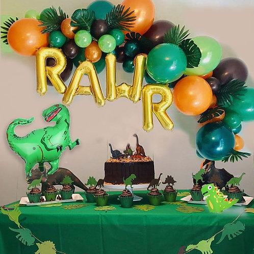 Dinosaur Jungle Party Supplies