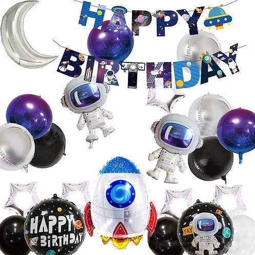 Outer Space Party Decorations