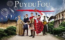 image institutionnelle du Puy du Fou en Vendée à moins de 10 minutes des chambres d'hôtes de la Métairie du Bourg en Vendée