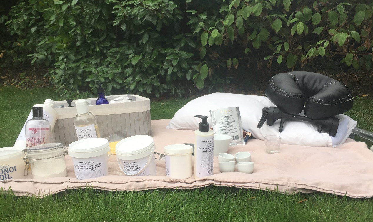 Natural and vegan friendly lotions and potions
