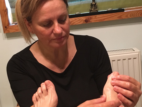 How could I forget Reflexology !