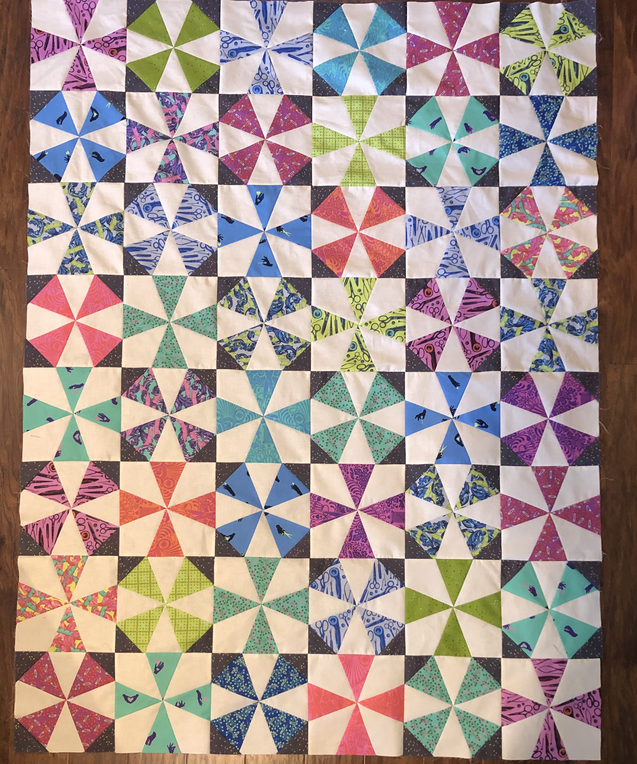 2020 my mystery quilt