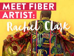 Fabric Artist - Rachel Clark