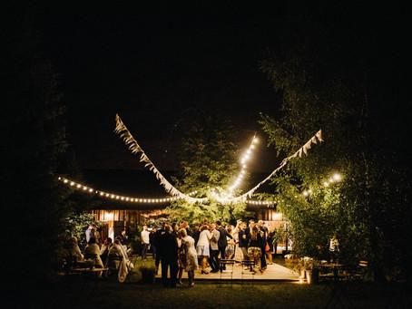 Boho wesele w Osadzie Młyńskiej