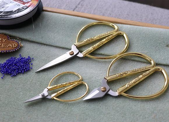 Gold Scissor (Bundle Pack - 3 pairs)
