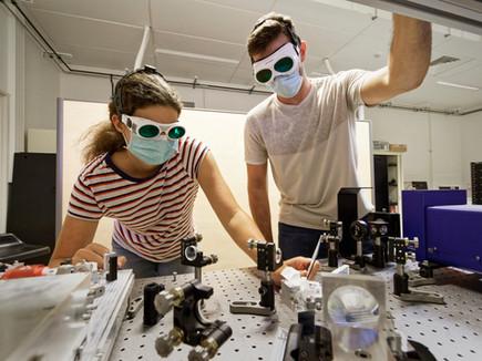 Installation of GigaPico laser at FEMTO-ST
