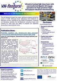 kW-flexiburst - Newsletter 2 Final email