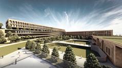 Şanlıurfa Büyükşehir Belediye Hizmet Binası