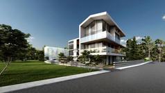 Kaş Otel Projesi