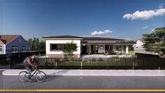 Single Family House Alternative-2