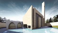 ÇŞB Cami Tasarım Fikir Yarışması