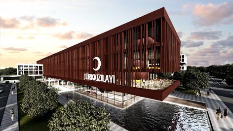 Türk Kızılayı Genel Merkez Binası