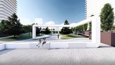 Kayseri Talas Meydanı Ulusal Fikir Yarışması